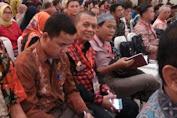 Sekda Hadiri Raker Keuangan Daerah Dan Sosialisasi Penyusunan APBD TA 2019