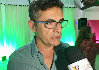 Celso Morais não descarta votar no governador João Azevêdo e Danielle Rodrigues para ALPB