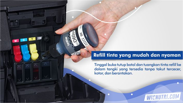 Review Printer Brother Ink Tank A3 Indonesia