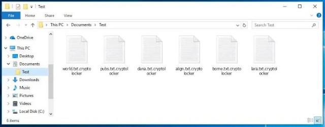 Cryptolocker (Ransomware)