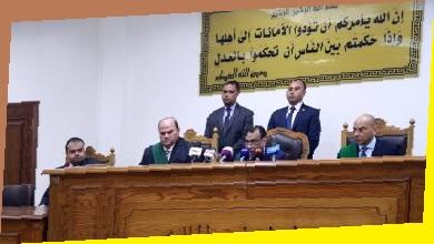 عاجل : الحكم خلال ساعات على متهمين اثنين فى أحداث عنف المطرية