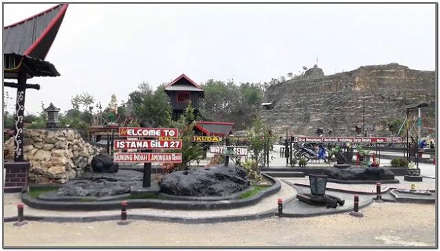 Istana Gunung 27 Mantup;10 Top Destinasi Wisata Lamongan;