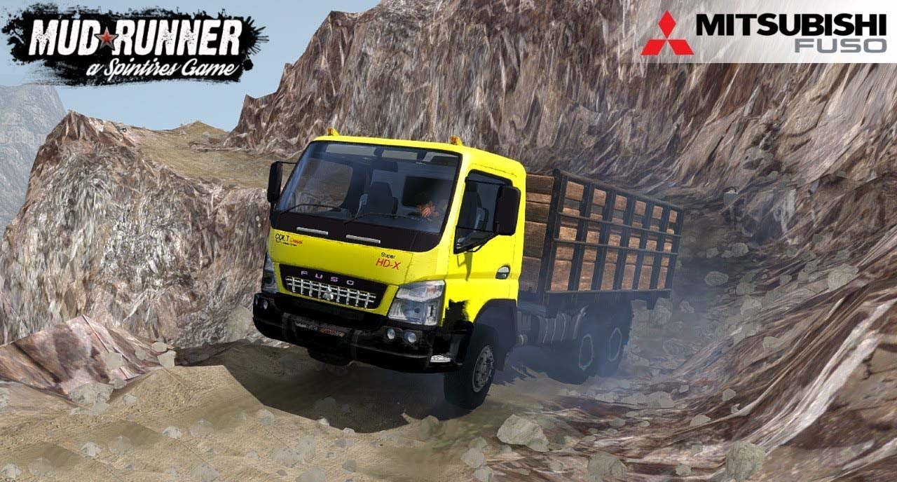 Spintires: MudRunner Truck Mods Download