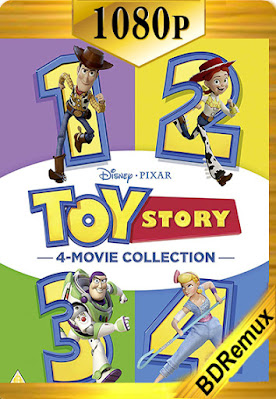 Toy Story: Colección (1995-2019) [1080p BDREMUX] [Latino-Ingles] [GoogleDrive] Falcony