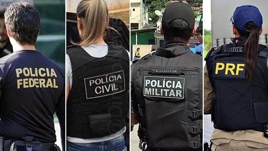 estudo direito penal para carreiras policiais