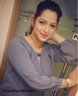 Preeti Raghunandan (News Anchor) Biography in Hindi
