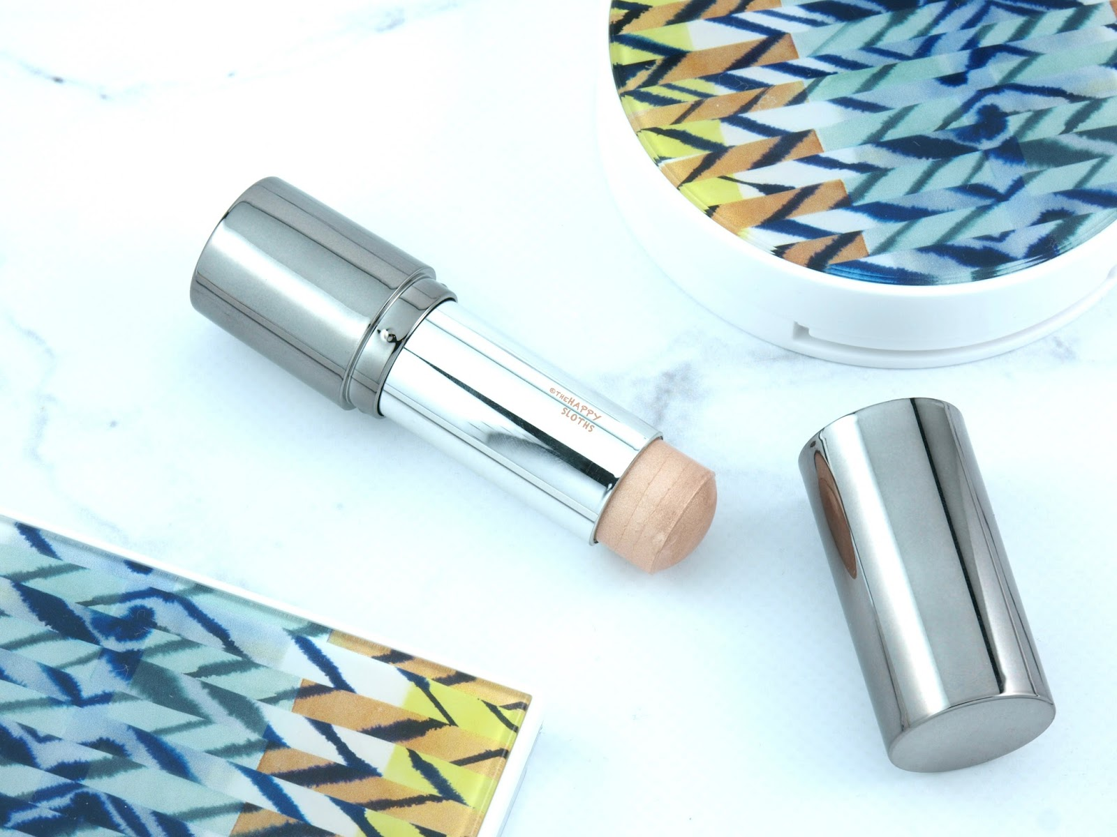 "Lise Watier Summer 2017 Luxotika Lumistick Illuminating Highlighter in ""Gold"": Review and Swatches"
