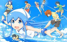 Cuộc xâm lăng của bé Mực  Shinryaku! Ika Musume