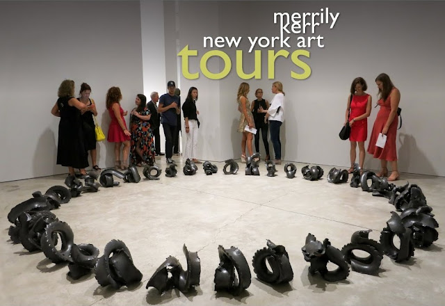 NYC Art Tours with the Art Critic Merrily Kerr