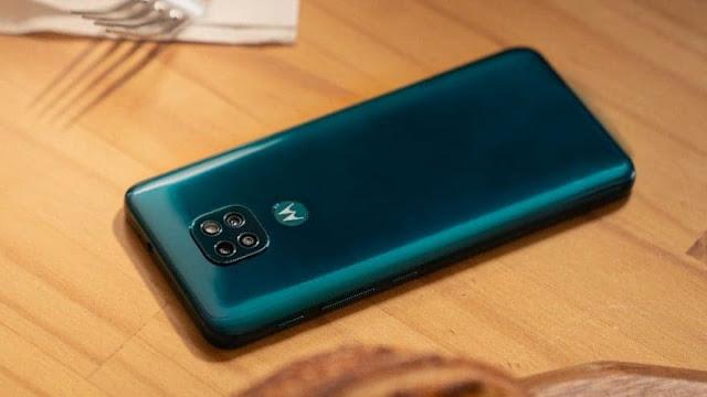 Kamera Motorola Moto G9 Play