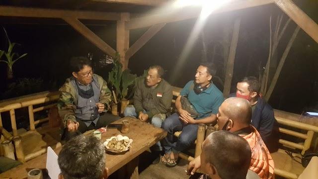 DPP Gerakan Hejo Terima Kunjungan Kadivre Perum Perhutani, Bahas Apa?
