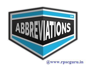 Important Abbreviations for Bank Exams