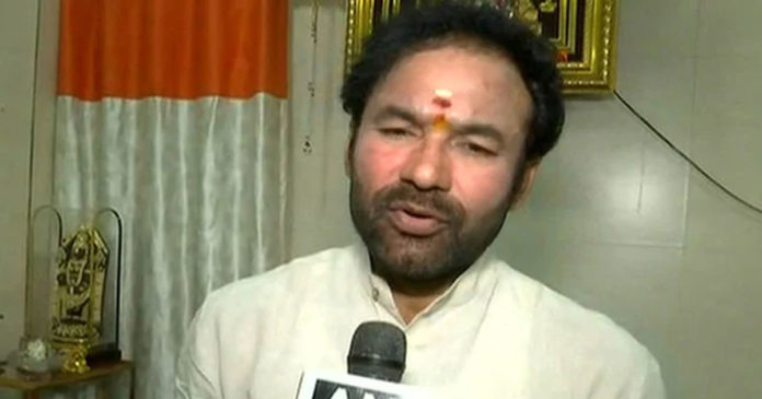 Half the Bangladeshis will come to India if they are offered Indian citizenship; Union Minister Kishan Reddy says who will take responsibility for this?,www.thekeralatimes.com