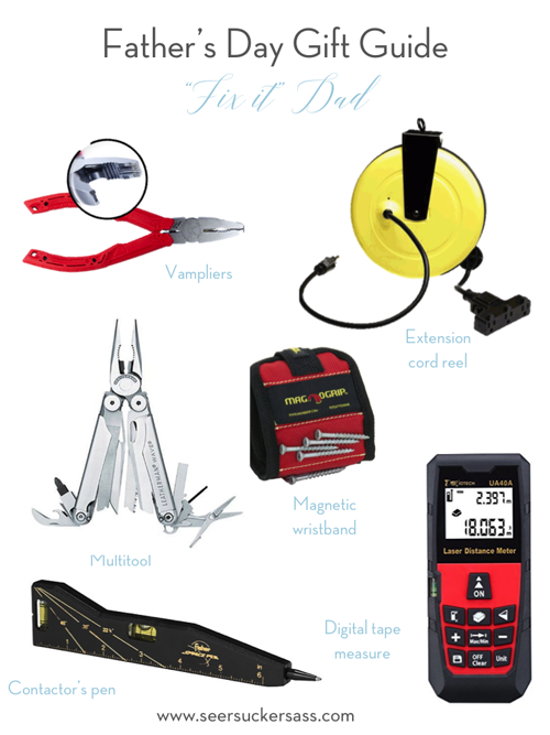Father's Day Gift Guide Fix It Dad