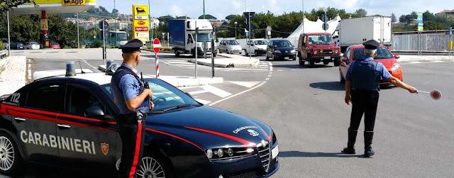 Cerignola, controlli straordinari dei Carabinieri, arrestate 7 persone