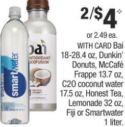 Fiji Or Smartwater