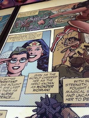 DC Superheroes Cafe at Marina Bay Sands