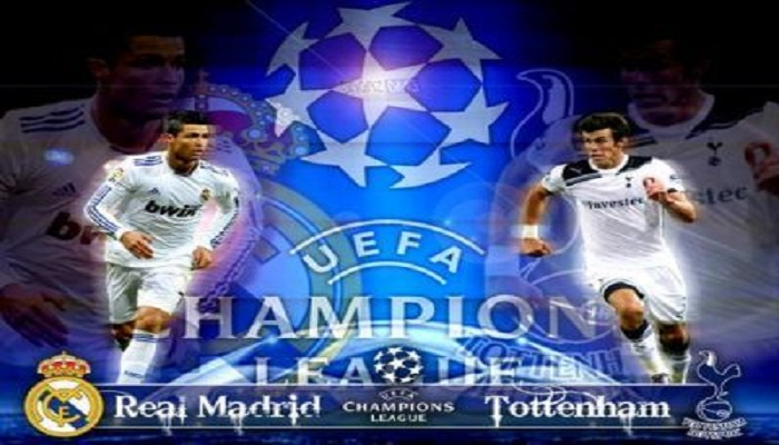 Ver Partido Real Madrid vs Tottenham ONLINE