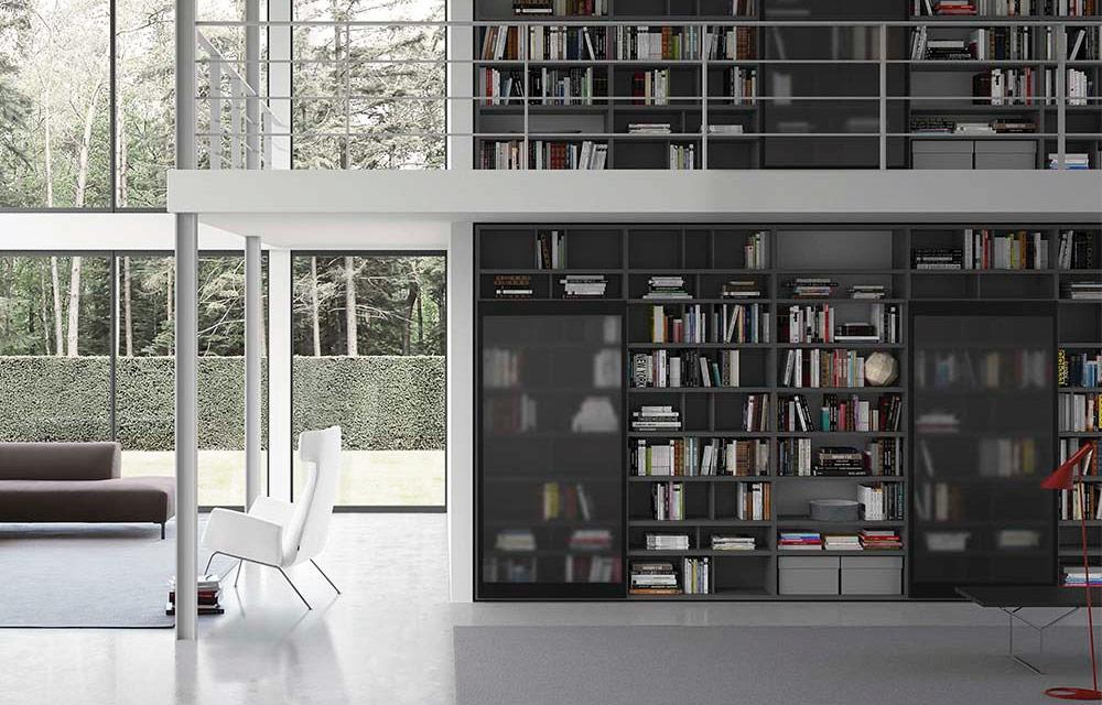 Idee e consigli per scegliere una libreria capiente