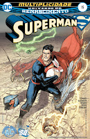 DC Renascimento: Superman #15