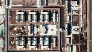 TERUNGKAP, China Telah Bangun 360 Kamp Interniran untuk Penahanan Jutaan Muslim Uighur