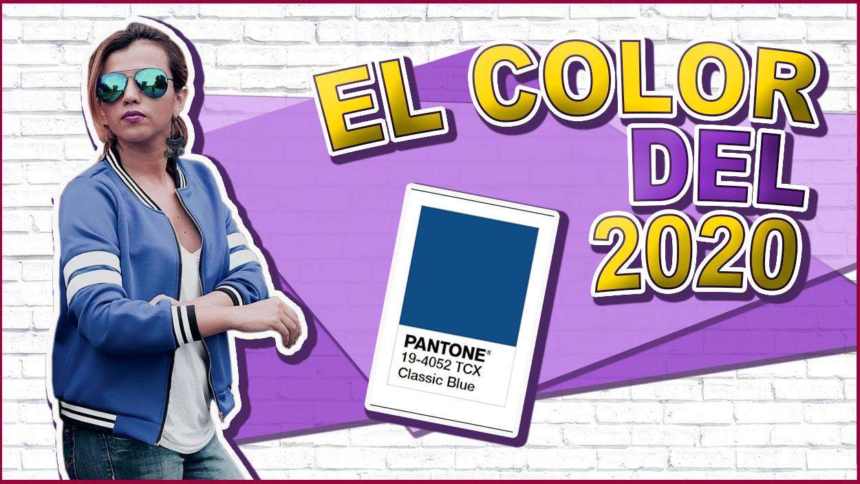 Classic Blue: TODO LO QUE NECESITAS SABER PARA COMBINAR EL COLOR DEL 2020-mariestilo