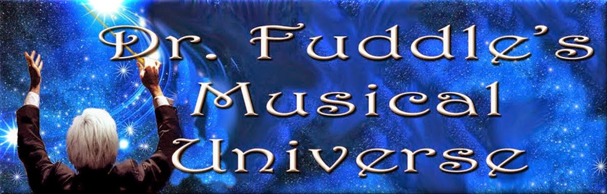 Dr. Fuddle's Musical Blog