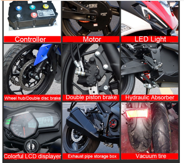 Intip Spek Motor Listrik Longzustar HL-V6, Desainnya Gak Asing, Harganya Ngeri…