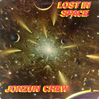 Jonzun Crew – Lost In Space (1983) (Vinyl) (FLAC + 320 kbps)