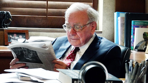 Becoming Warren Buffet: Source of knowledge (7)