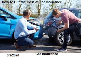 How to Cut the Cost of Car Insurance