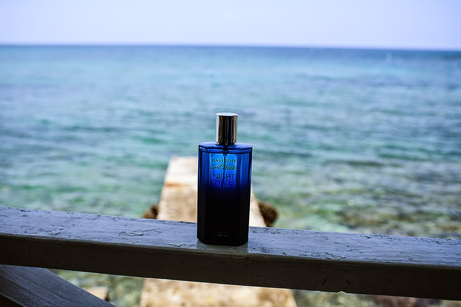sale retailer b661c d293a Morning! let s dive right into today s post…Davidoff s new cologne, Cool  Water night dive. Perfect for an end of summer getaway or even a night out  on the ...