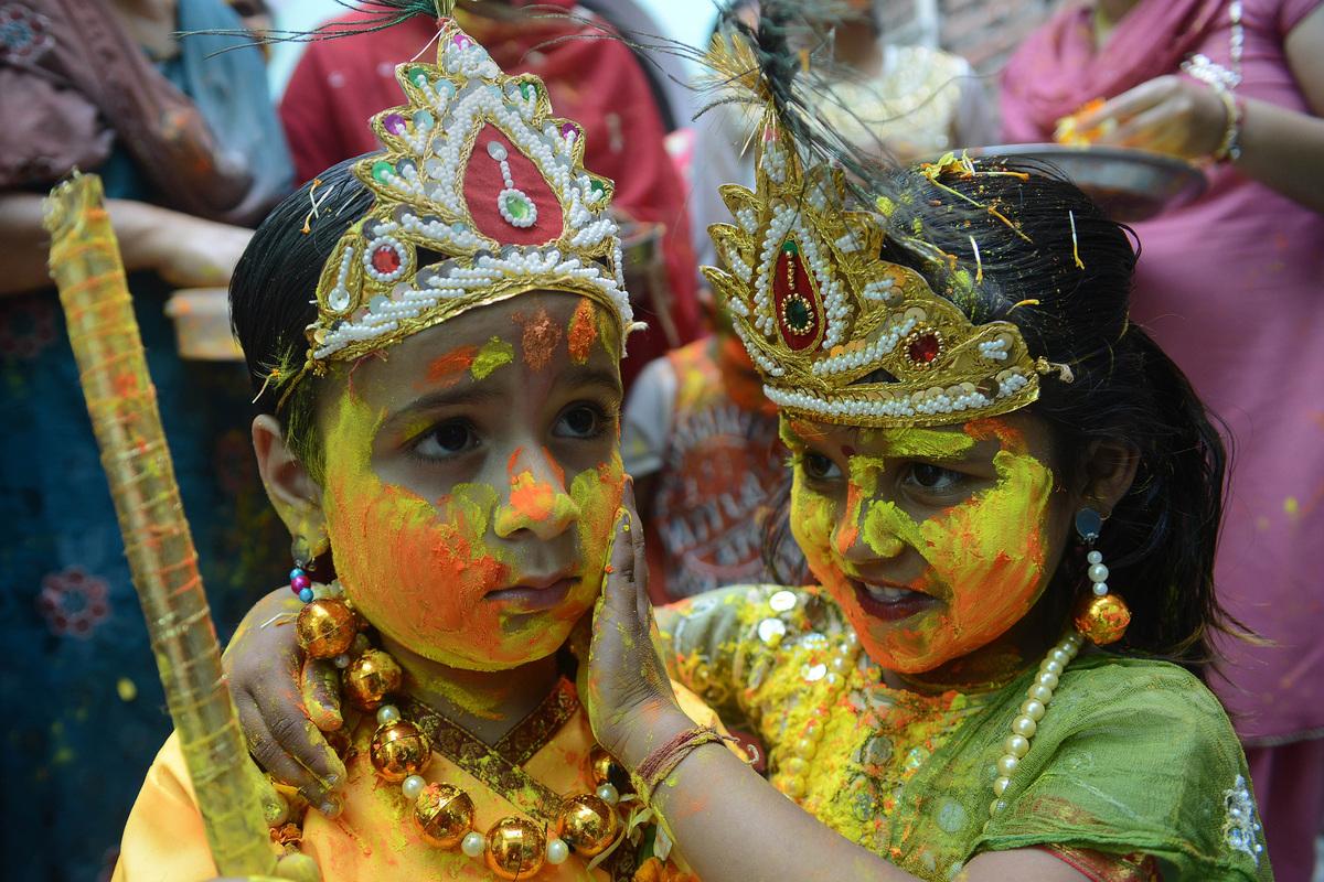 Holi Photo: Kmhouseindia: Holi,the Festival Of Color Celebrations In