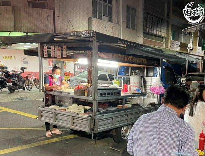 路邊攤香腸大腸最好吃,銅板價關東煮、臭豆腐也好吃-富國黑輪店