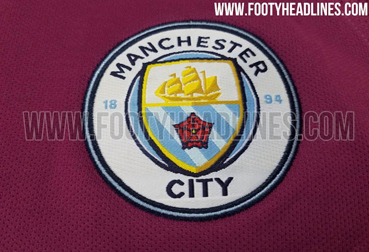 Man City Vs Chelsea 17 18: Manchester City 17-18 Away Kit Leaked