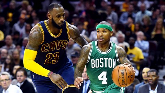 Image result for Isaiah Thomas  LeBron James