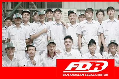 Lowongan Kerja Ban Motor FDR (PT Suryaraya Rubberindo Industrie)
