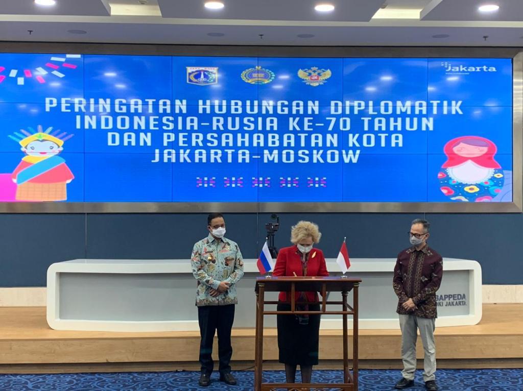 Wisata Taman Mataram Kebayoran Jakarta Ada Patung Kosmonot Yuri Gagarin