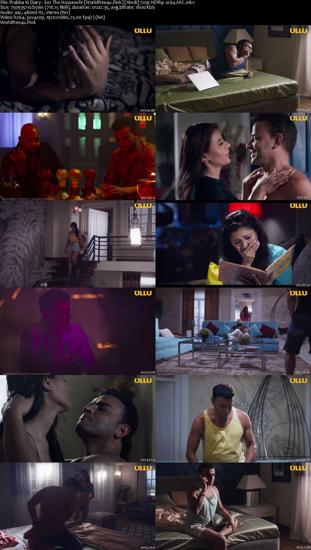 Prabha Ki Diary: The Housewife 2021 Hindi Episode HDRip 720p