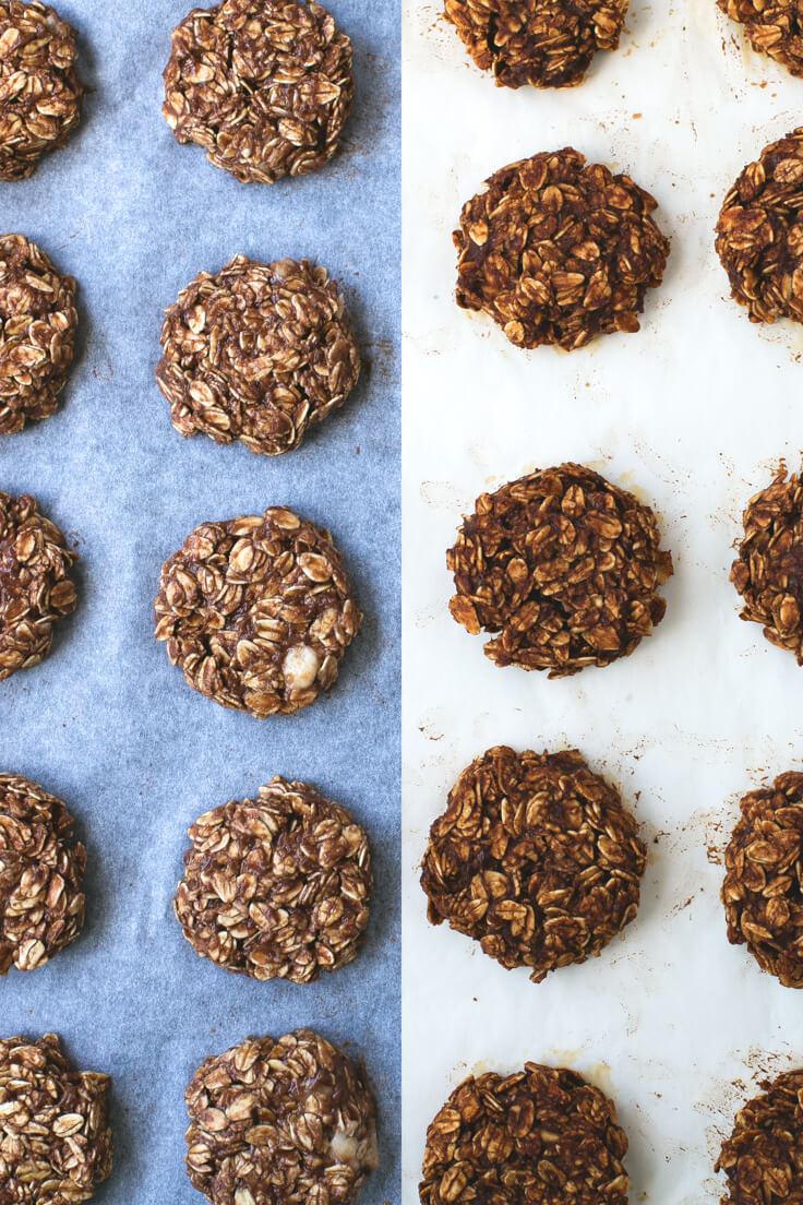 Vegan Chocolate Cookies (Easy Recipe) | danceofstoves.com #vegan