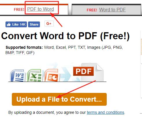 PDF Ko Word Document me Convert Karna