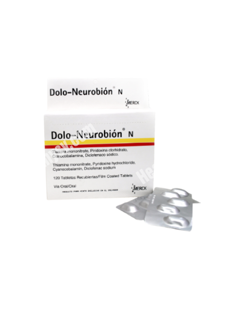 Dolo Neurobion Tablets