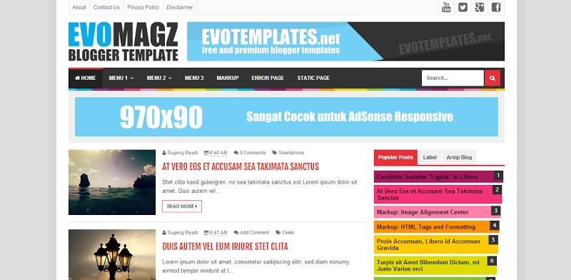 Evo magz 47 100 original free super responsive and seo screenshoot evo magz 47 pronofoot35fo Choice Image