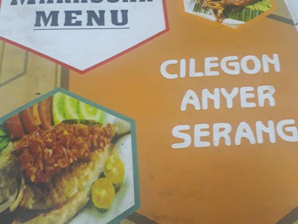 Sejenak Menikmati Malam di Rumah Makan Makkasar - Serang Banten
