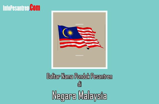 Pesantren di Malaysia