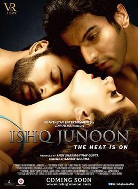 Ishq Junoon (Title Track) Lyrics - Ishq Junoon (2016) | Vardan Singh