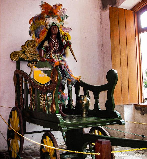 Carro da Cabocla da Independência, Cachoeira, Bahia