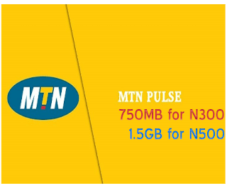 MTN Pulse Data Plan