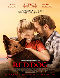 Red Dog (2011) | DVDRip Latino HD GDrive 1 Link