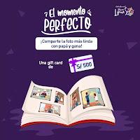 Promoción: Plaza Lima Sur Gana: UNA GIFT CARD de S/ 500 PARA PAPÁ